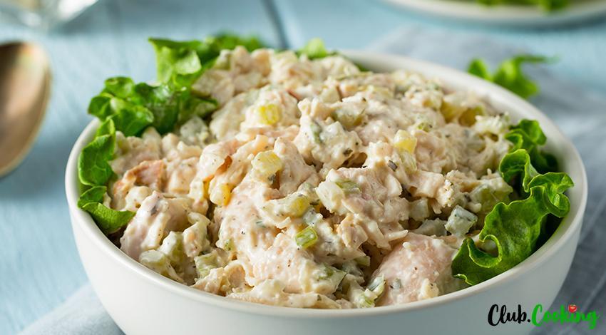 Classic Chicken Salad 🥘
