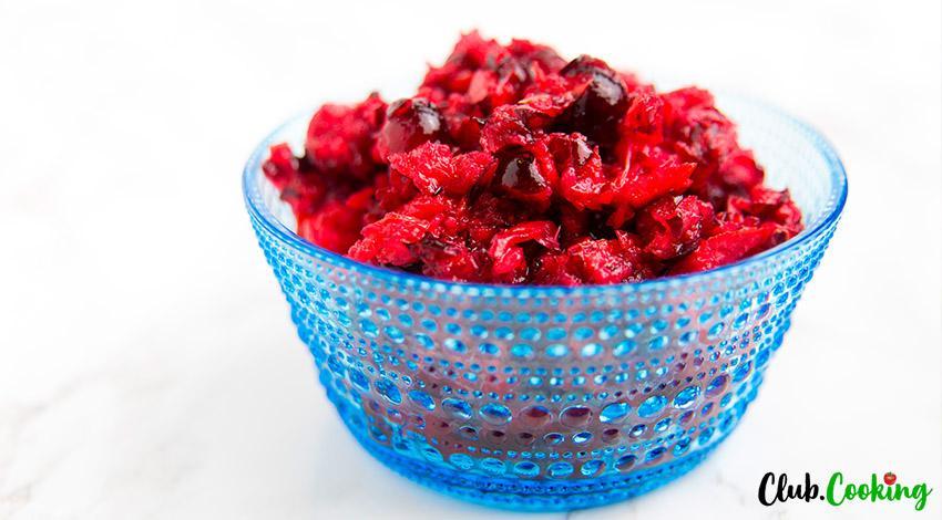 Cranberry Salad 🥘