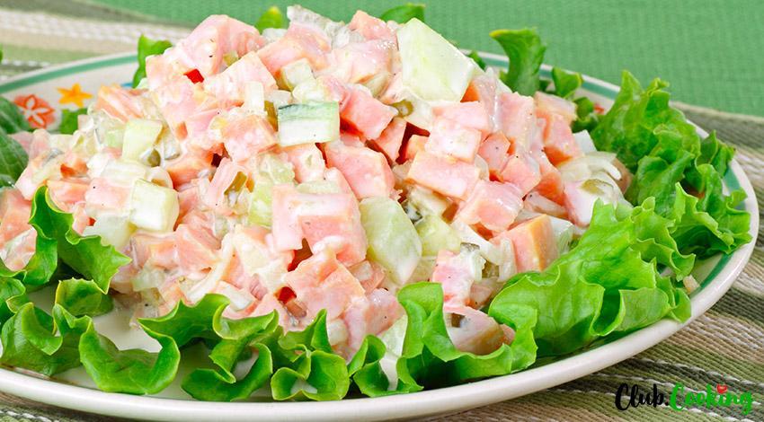 Ham Salad 🥘