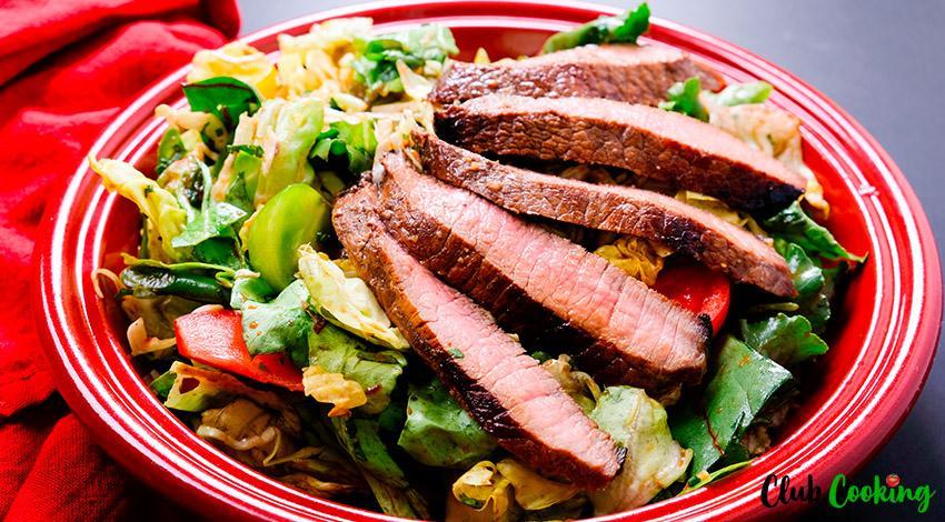 Steak Salad 🥘