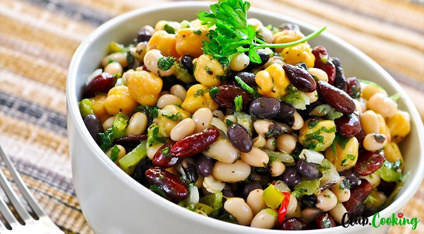 3 Bean Salad 🥘
