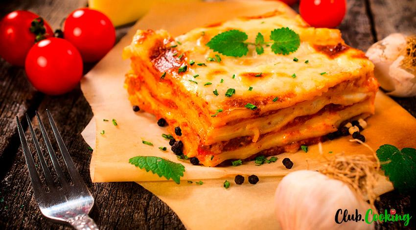 Cheesy Lasagna ?