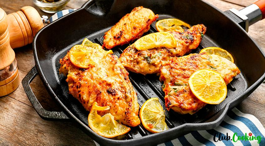 How To Cook Chicken Breast In A Pan ?