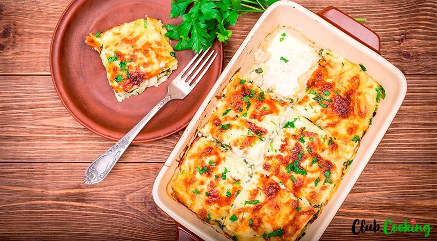 Chicken Lasagna 🥘