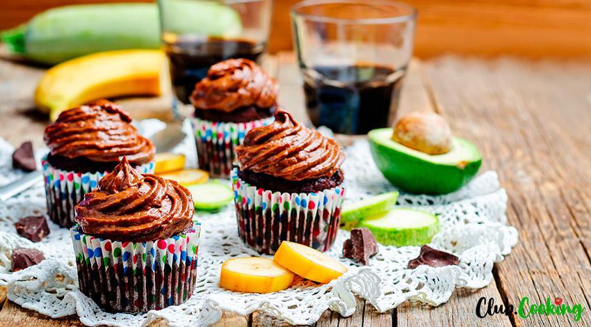 Chocolate Zucchini Muffins ?