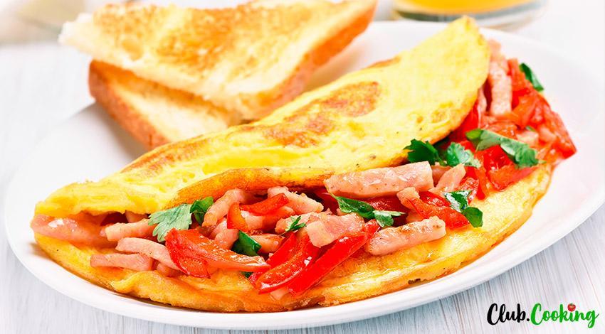 Denver Omelette 🥘