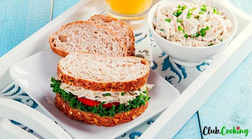 Easy Chicken Salad 🥘