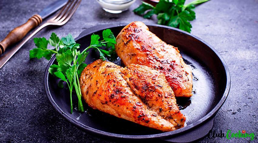 Grilled Chicken Breast 🥘