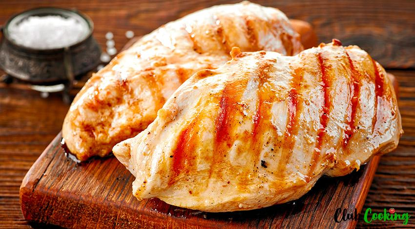 Grilling Chicken Breast 🥘