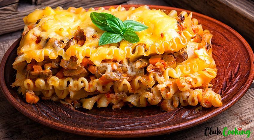 Instant Pot Lasagna 🥘