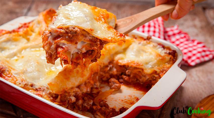 Lasagna Roll Ups 🥘