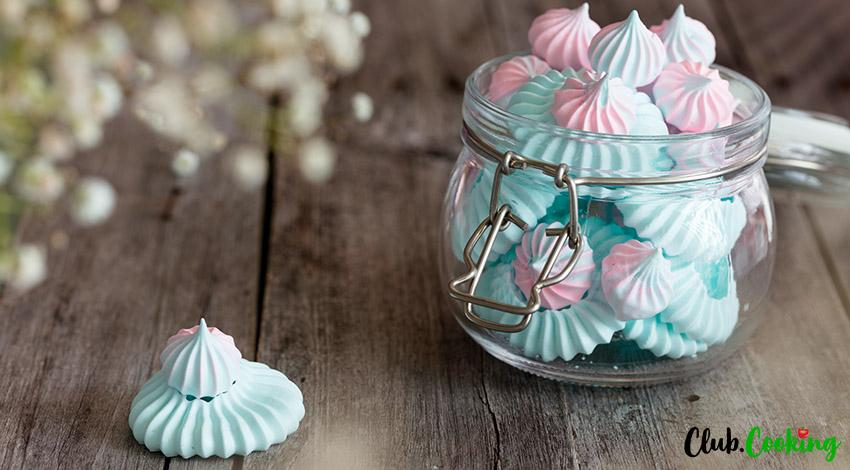 Meringue Cookies 🥘