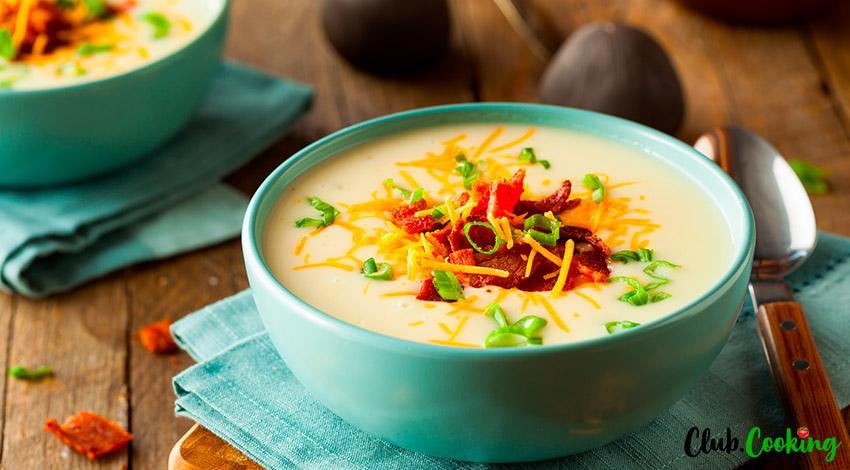Potato Soup 🥘