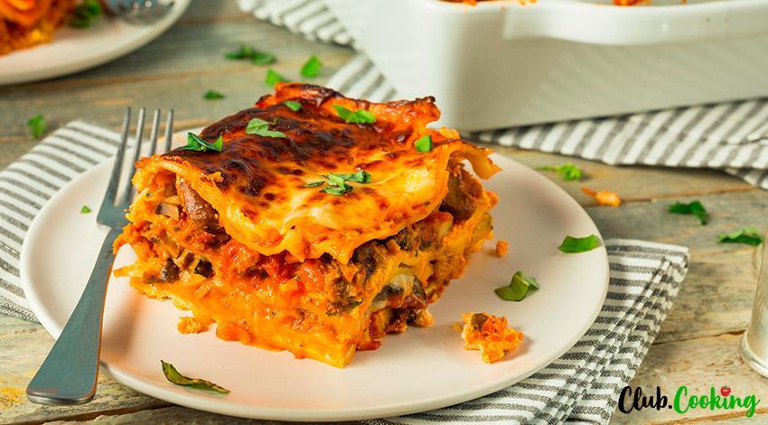 Ravioli Lasagna 🥘