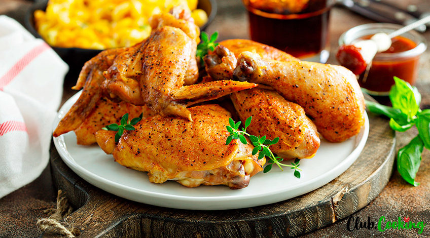 Smoked Chicken Breast 🥘 Recipe