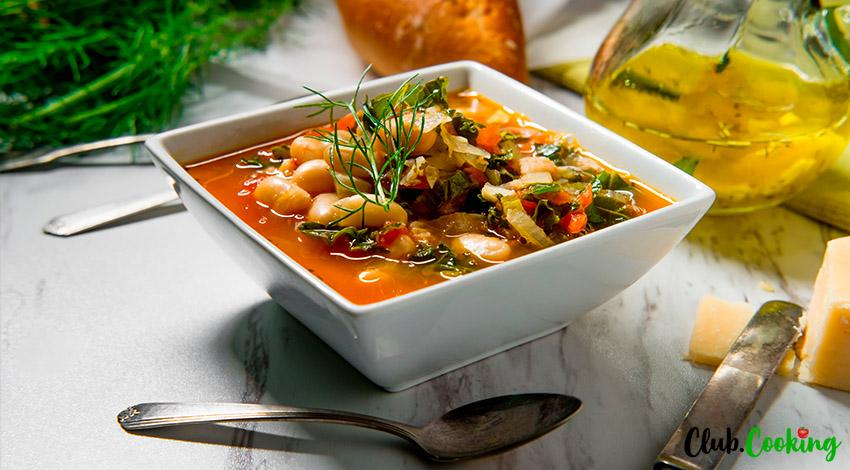 White Bean Soup 🥘