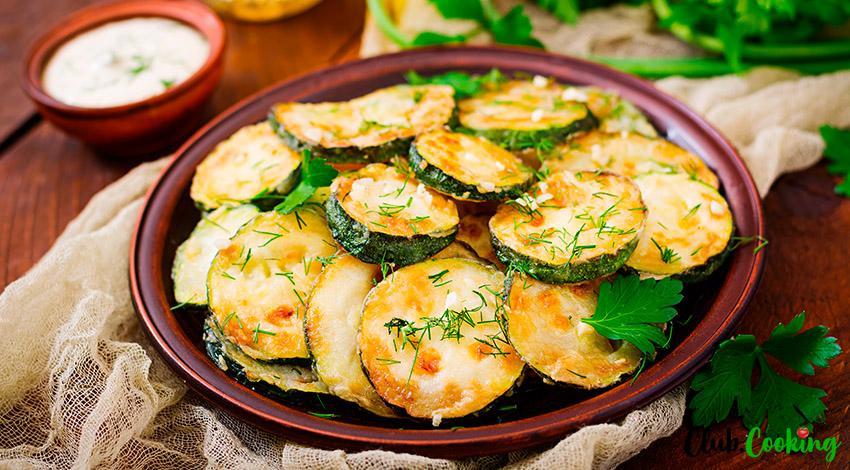 Easy Zucchini 🥘