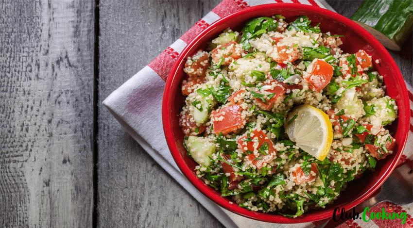 Couscous Salat 🥘
