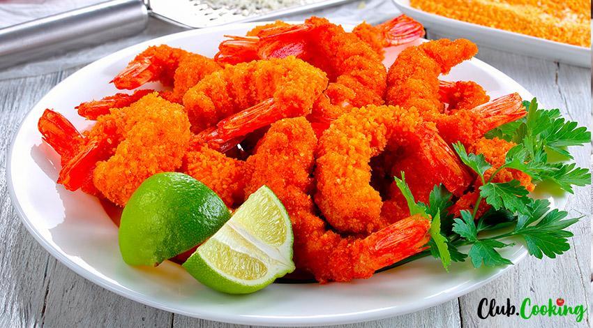 Bang Bang Shrimp 🥘