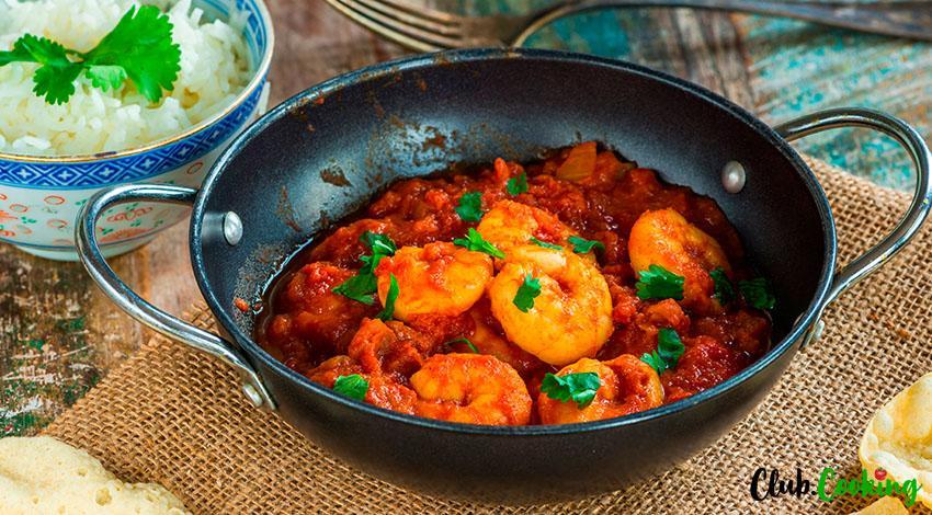 Curry Shrimp 🥘