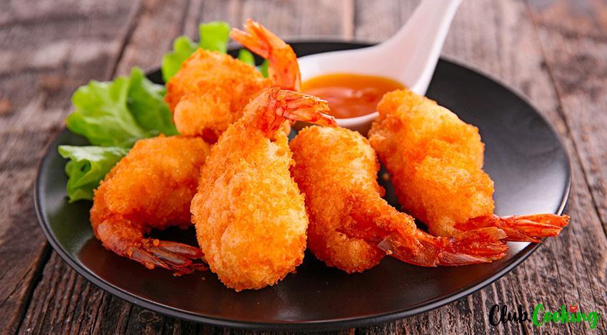 Fried Shrimp 🥘