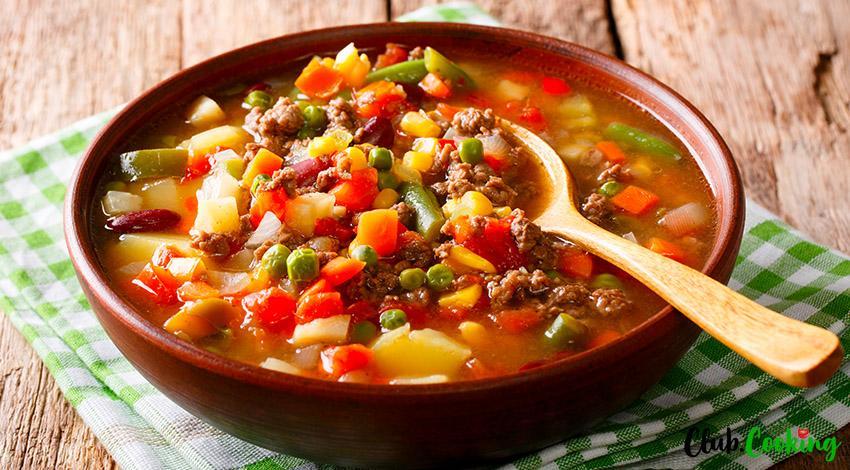 Hangover Soup 🥘