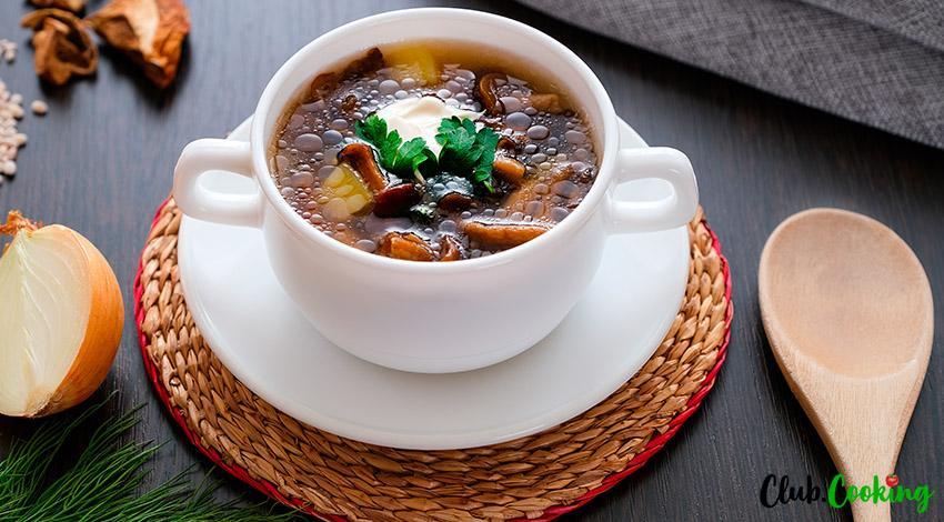 Hibachi Soup ?
