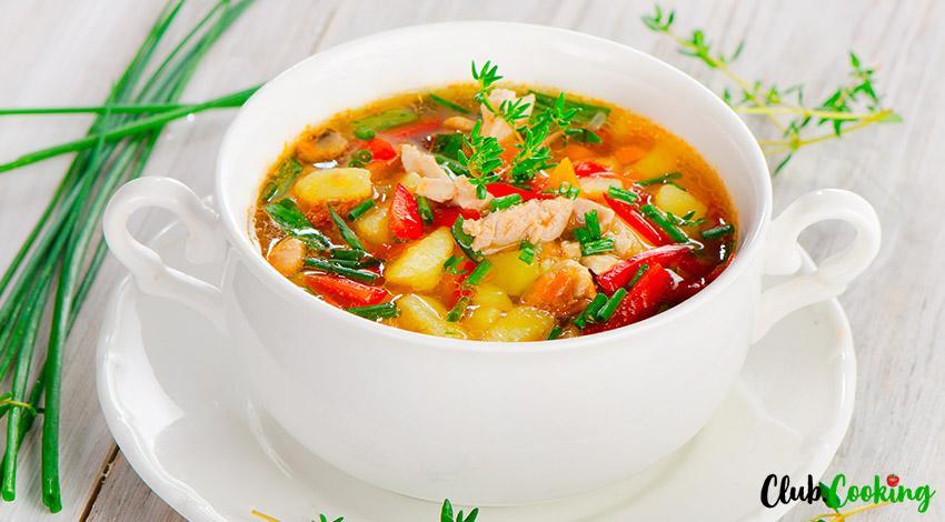 Hominy Soup 🥘