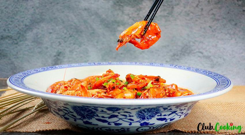 Hunan Shrimp ?