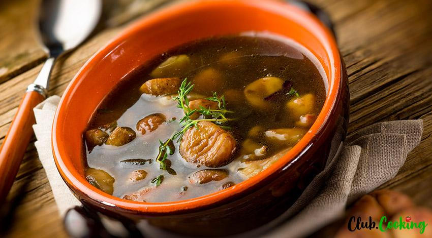 Japanese Mushroom Soup 🥘