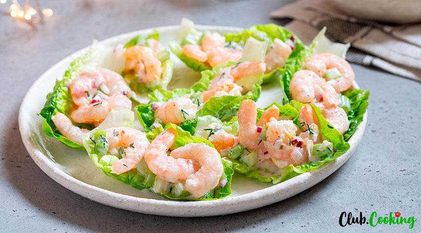 Low Carb Shrimp 🥘