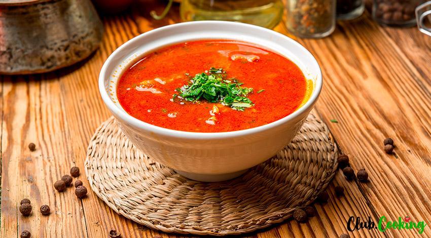 Rasam Soup ?