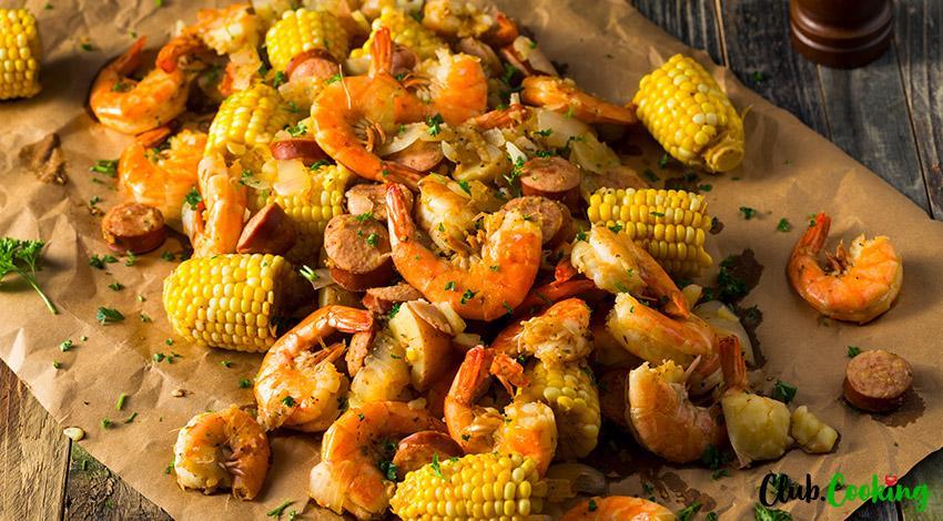 Shrimp Boil ?
