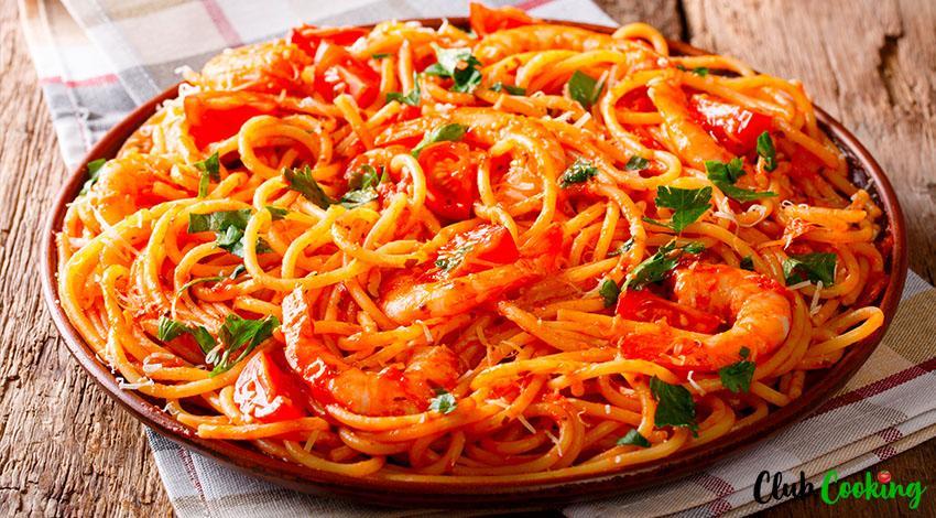 Shrimp Fra Diavolo 🥘