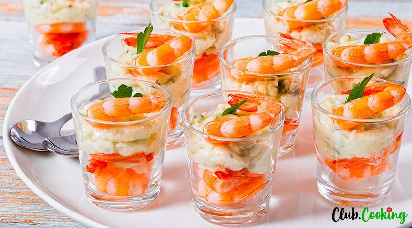 Shrimp Salad 🍤