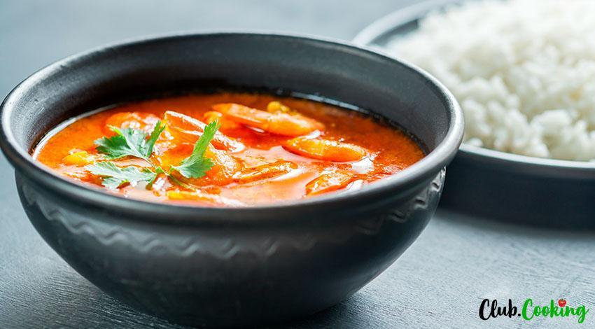 Shrimp Soup 🍤
