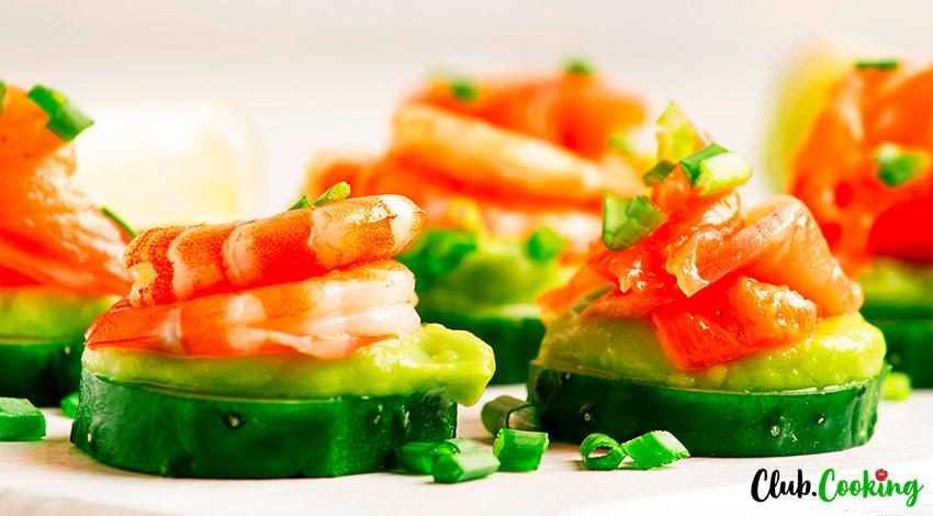 Shrimp Appetizer 🥘