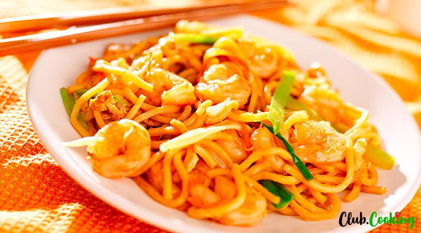 Shrimp Lo Main ?