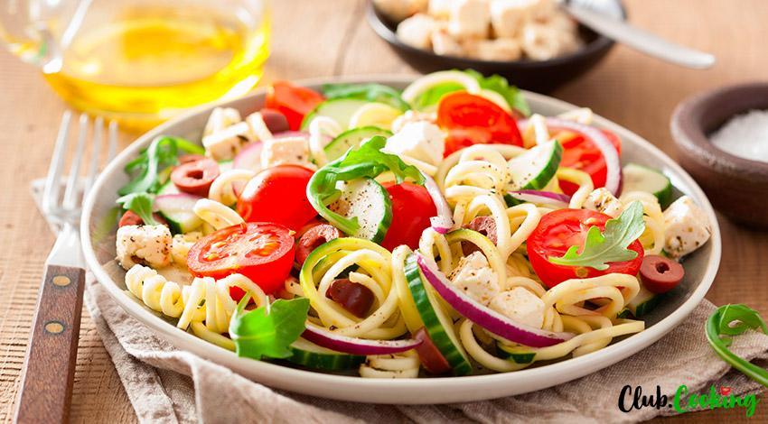 Spaghetti Salad 🥘