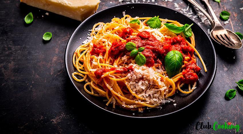 Spaghetti Dinner 🥘