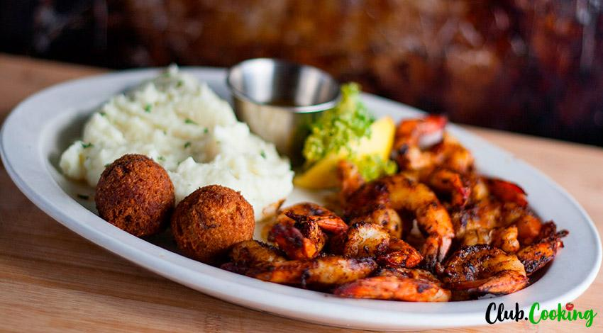 Cajun Shrimp 🥘