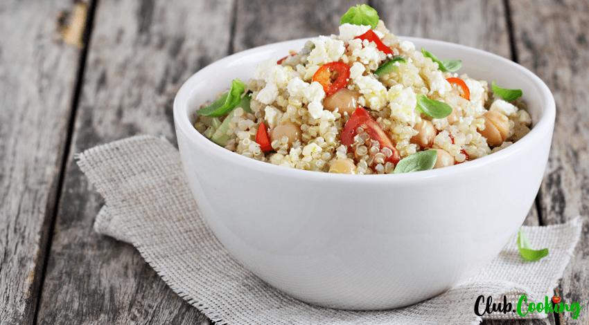 Quinoa Salat 🥘