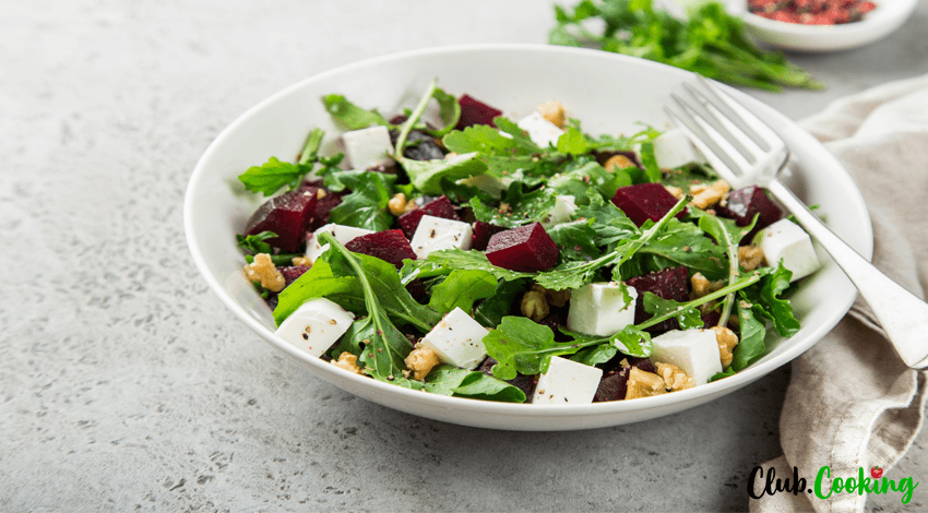 Rote Beete Salat 🥘