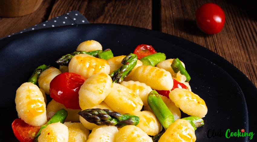 Gnocchi Salat 🥘