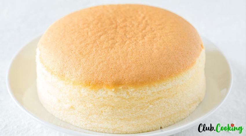 Yellow Cake 🥘