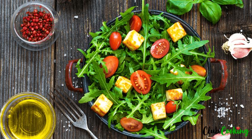 Rucola Salat ?
