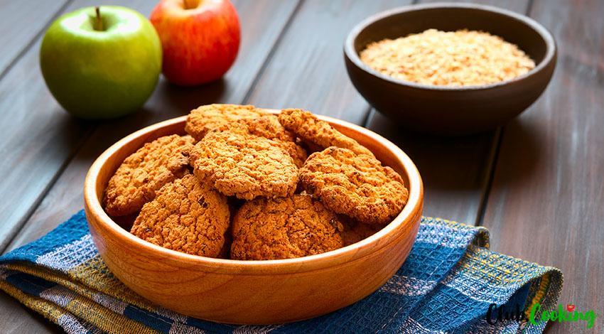 Apple Cookies 🥘
