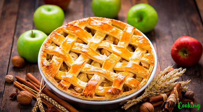 Apple Pie 🥘