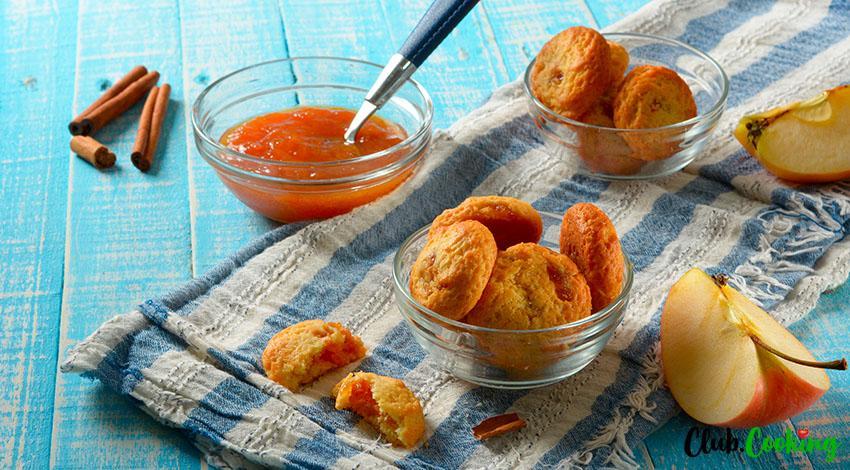 Applesauce Cookies 🥘