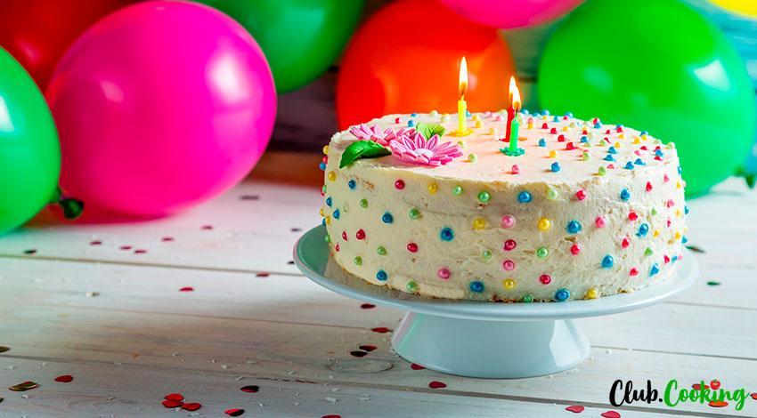Birthday Cake 🥘